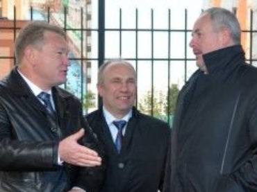 Началось строительство первой школы в новом микрорайоне Кудрово