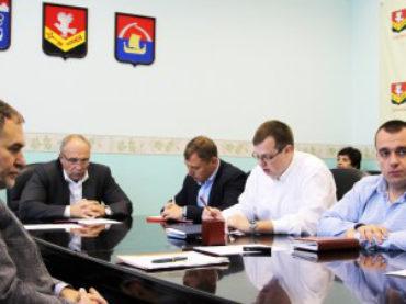 Еженедельное аппаратное совещание в администрации поселения