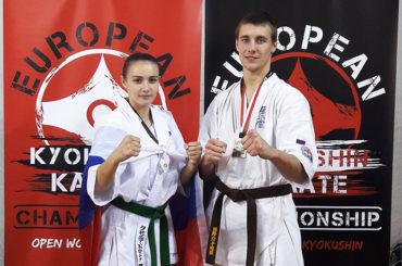 Наши тренеры стали лучшими на чемпионате Европы по киокушин карате