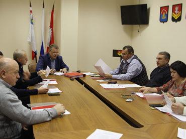 Завершение года: в поселении прошел совет депутатов