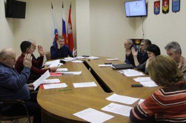 Совет депутатов в новом году