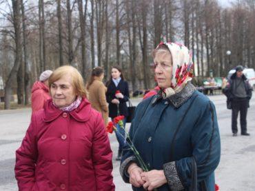 «Вздрогнул в тревоге один Чернобыль, а откликнулась вся страна»