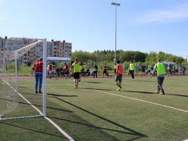 Футбол в память о героях