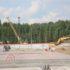 В Янино-1 строят пожарное депо