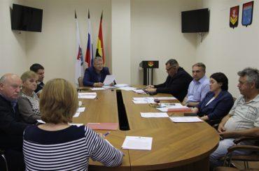 Совет депутатов: новые решения