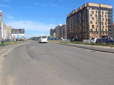 Дорожное движение, благоустройство и отопление в Янино-1
