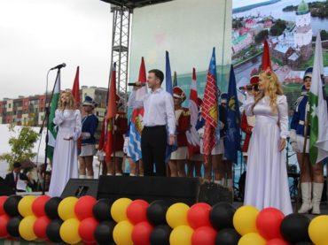 Двойной праздник: как прошел день рождения поселения и района