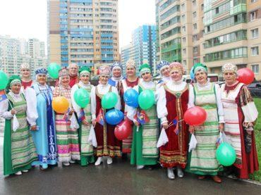 В Заневском поселении принимали гостей со всего района