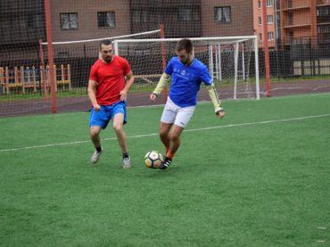 В Кудрово прошел спортивный праздник для детей и взрослых