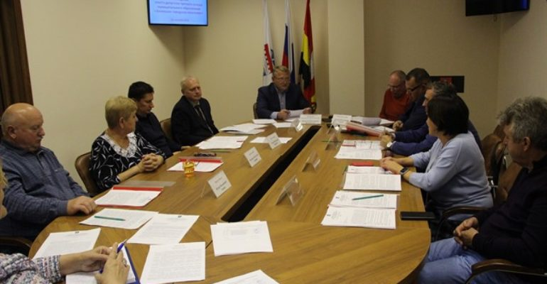 В Янино состоялось 46-е заседание народных избранников