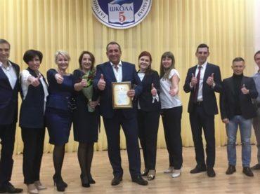 Лучший директор региона – в Заневском поселении