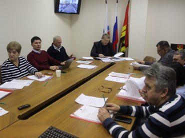 Совет депутатов подвел итоги и обозначил перспективы