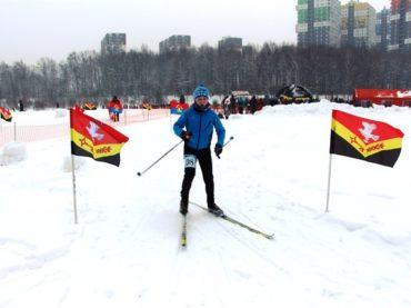 «Лыжня Заневки – 2019»: спортсмены вышли на старт в честь снятия блокады Ленинграда