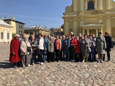 Путешествие из Кудрово в Петербург