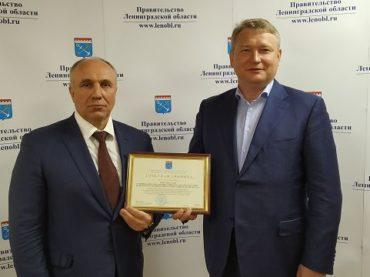 Совет депутатов Заневского городского поселения снова в лидерах