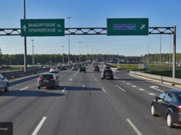Расширение Колтушского шоссе начнется в 2020 году