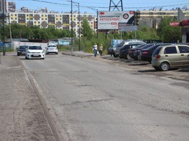 Кудровский проезд отремонтируют к августу