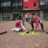 «Спортивный двор» продолжает радовать малышей