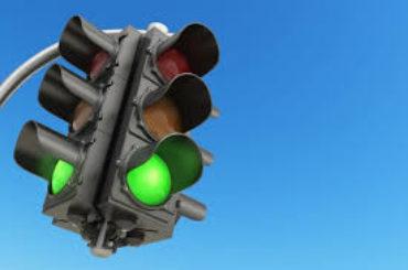 Новые светофоры для Кудрово и дорожные знаки для Янино-1
