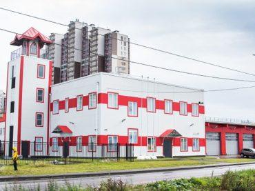 В Кудрово готовятся к долгожданному открытию пожарной части