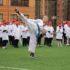 Старт дан: в Кудрово открыли новый сезон «Лиги школьного спорта»