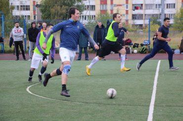 Заневское поселение развивает корпоративный спорт