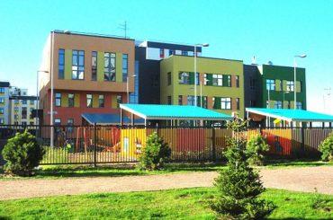 В Янино-1 построили новый садик