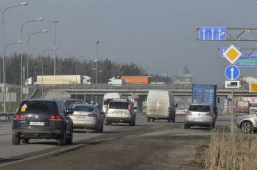 Начинается реконструкция Колтушского шоссе