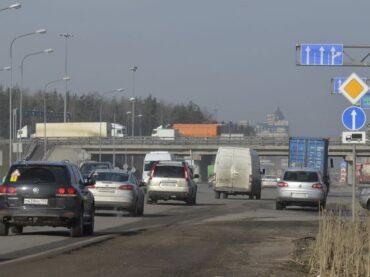 Колтушское шоссе: статус работ