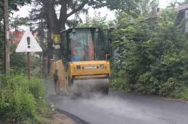 Местным жителям – новые дороги