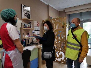 Правительство региона продолжает помогать ДНД в профилактике коронавируса