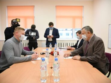 Будущее соцобъектов обсудили в Кудрово