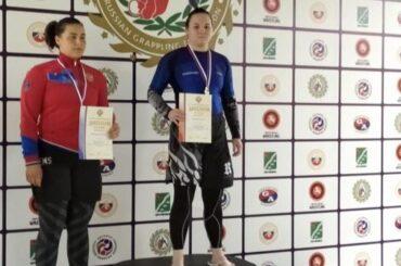 Кудровчанка победила на первенстве России по спортивной борьбе