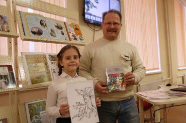 Литературный дебют полицейского из Кудрово