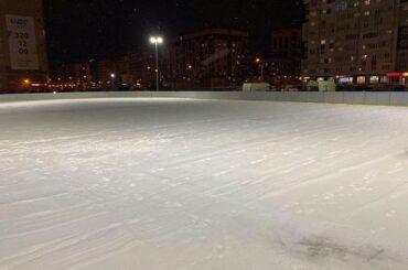 Идем кататься на коньках!