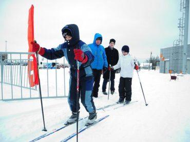 «Лыжня Заневки» собирает положительные отзывы