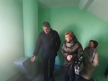 В Янино-1 обсудили актуальные вопросы с администрацией