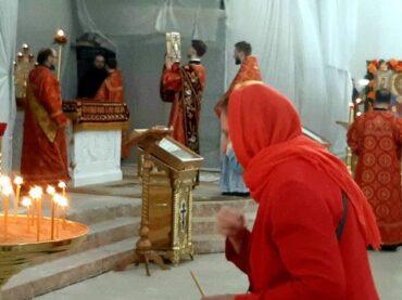 Православные Заневского поселения встретили воскресение Христово