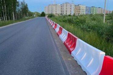 Началось расширение Голландской улицы в Янино-1