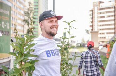 Социальные сети помогают в озеленении