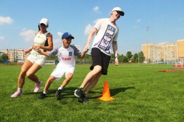 Спорт – дело семейное