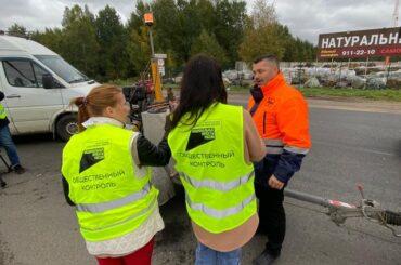 Ремонт Колтушского шоссе от Мяглово до Всеволожска завершен