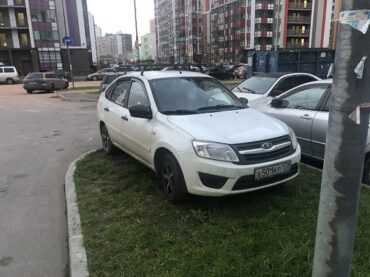 О наказании за незаконную парковку