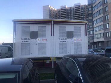 Трансформаторные будки очистили от надписей и рекламных листовок