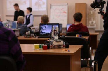 Юные гении создают будущее