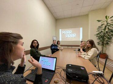 Четвертая встреча «Школы лидеров» прошла в кудровском КСДЦ