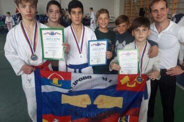 Снова отличились: кудровские спортсмены – в призерах региональных состязаний
