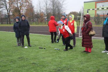 Холод спорту не помеха
