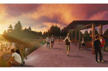 Новое общественное пространство может появиться в Кудрово уже в следующем году